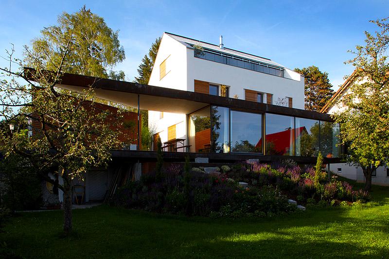 Krehl Girke Architekten Konstanz Um Und Anbau Einfamilienhaus